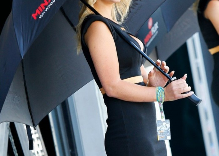 Grand Prix Silverstone 2013 pit Girs]